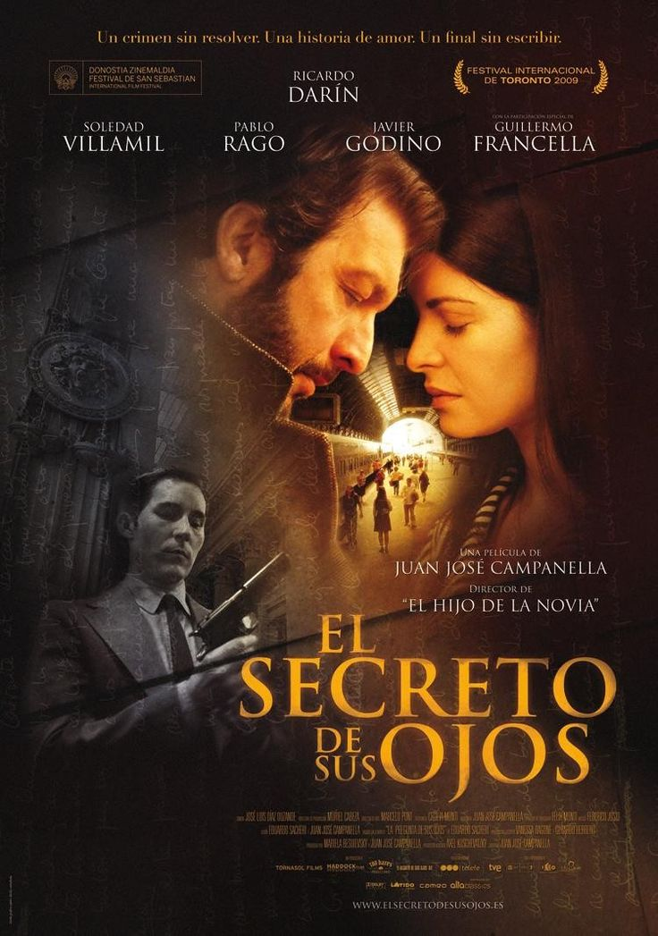 The secret from your eyes, Argentinian trhiller and surprise ending, very good movie