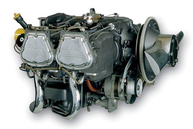Lycoming O 360 Engine Aircraft Engine Engineering Aircraft