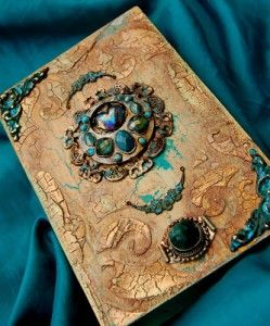 Altered Book Box Tutorial