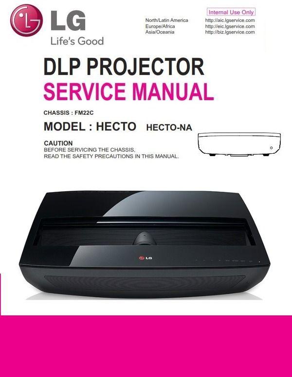 lg tv ultra slim service manual
