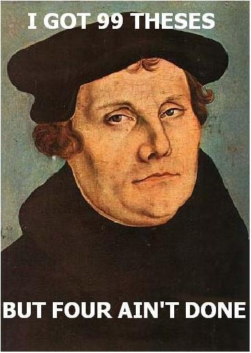 luther catholic single women The life of martin luther is one of the most  luther, once a trembling catholic kissing each  this single-volume biography has become a standard.