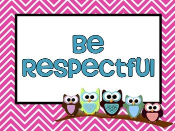 Image result for Be respectful