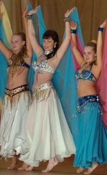 Мода восточные костюмы для танца живота