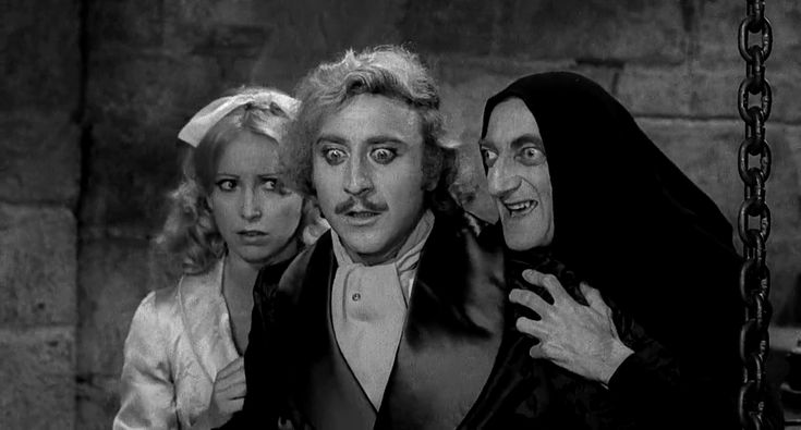 Young Frankenstein- One of my favorite movies of all time.