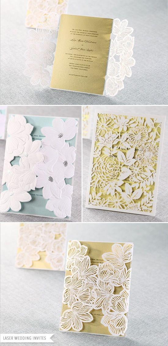 Cartões de casamento origináis e modernos | Siga estas 10 dicas para uma escolha de convites de casamento perfeitos!