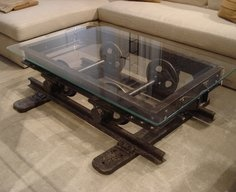 Railroad Table