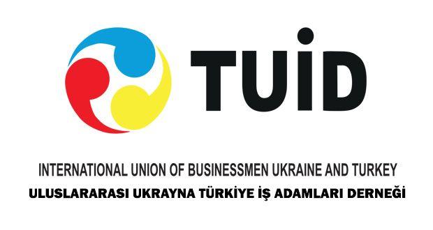 Dünya da Model Bir Türk iş Adamları Derneği TUİD 'in 9 .uncu olağan Genel Kurul toplantısı Kiev Inte...