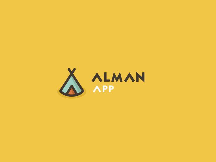 Alman Logo by Ilana Graphi_st