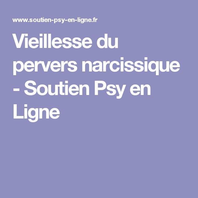 Vieillesse du pervers narcissique - Soutien Psy en Ligne