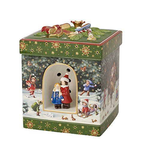 100 ideas to try about christmas toy 39 s delight winter - Villeroy boch vajillas ...