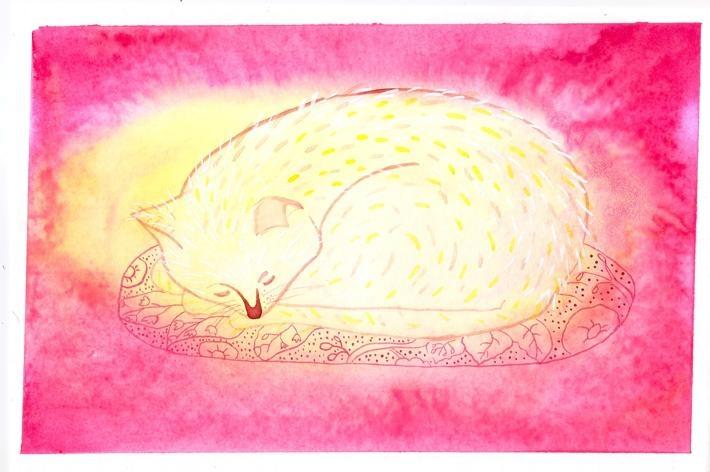 Bigotes zumbadores by Silvina Troicovich, via Behance