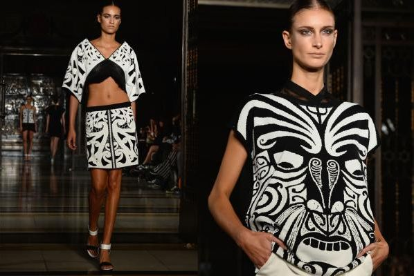 Love these prints!! Even tho the are not designed by a maori designer.