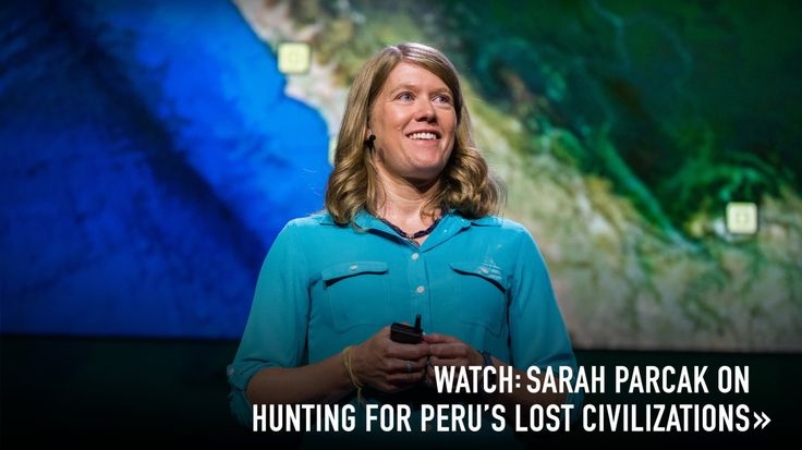This year has been marked by upheaval on a global scale — and many of us are wondering: What will happen next? Satellite archaeologist and TED Prize winner Sarah Parcak shares three examples …