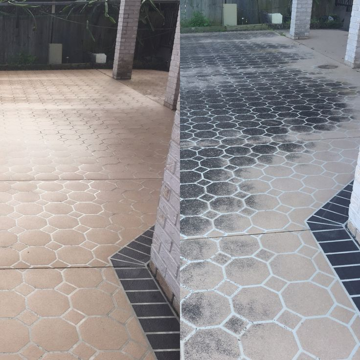 43 best Concrete and driveway cleaning, sealing and painting ...