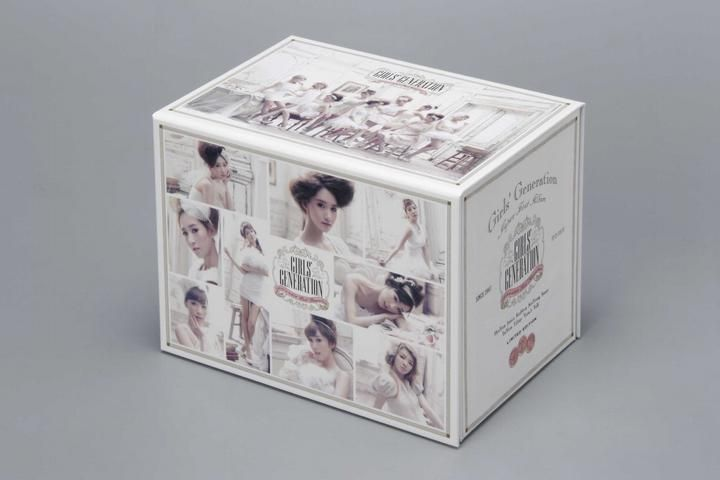 [PRE ORDER] Girls' Generation (ALBUM+DVD+SPECIAL MINI BAG)