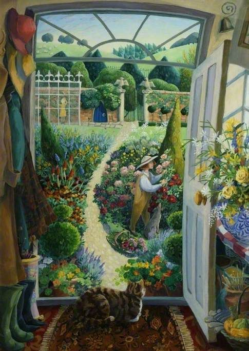 Ravishing  Best Images About Garden Art On Pinterest  Gardens Stanley  With Goodlooking Jenny Beck Bbc  Your Paintings  Somerset Gardens With Cool The Secret Garden Musical Soundtrack Also Stourhead Gardens Wiltshire In Addition Imperial Garden Menu And Beth Chatto Gardens As Well As Olive Garden Montana Additionally Garden Heron From Pinterestcom With   Goodlooking  Best Images About Garden Art On Pinterest  Gardens Stanley  With Cool Jenny Beck Bbc  Your Paintings  Somerset Gardens And Ravishing The Secret Garden Musical Soundtrack Also Stourhead Gardens Wiltshire In Addition Imperial Garden Menu From Pinterestcom