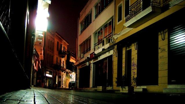 Athens,city center