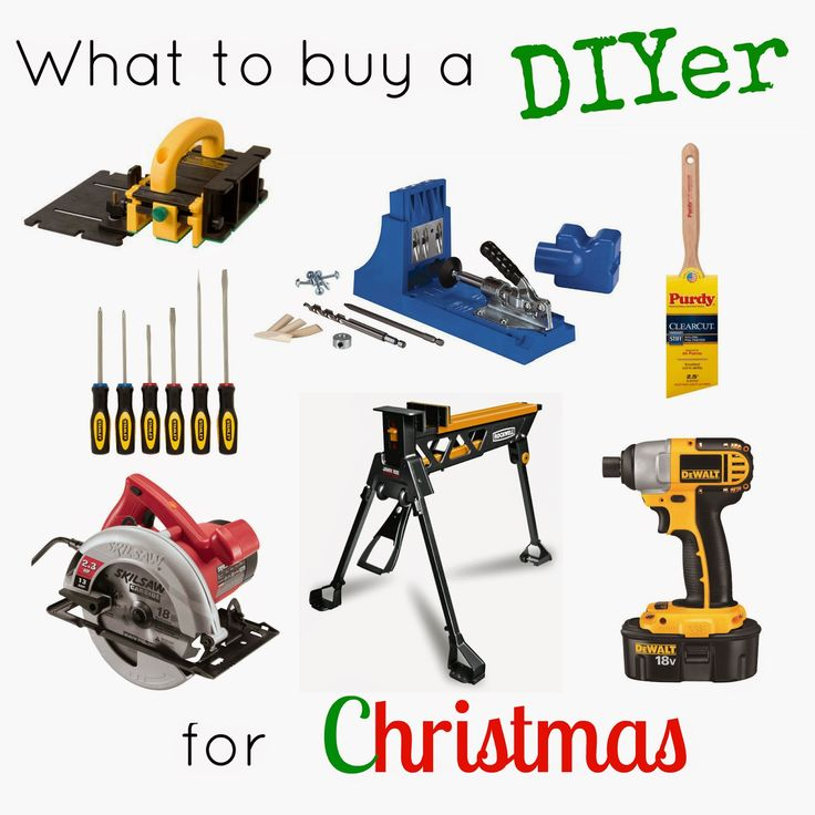 Pneumatic Addict Furniture: What to Buy a DIYer for Christmas