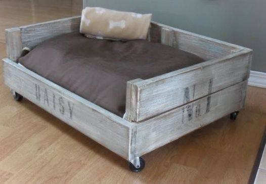 Let these DIY dog bed projects be your inspiration and within a single weekend, you can construct so