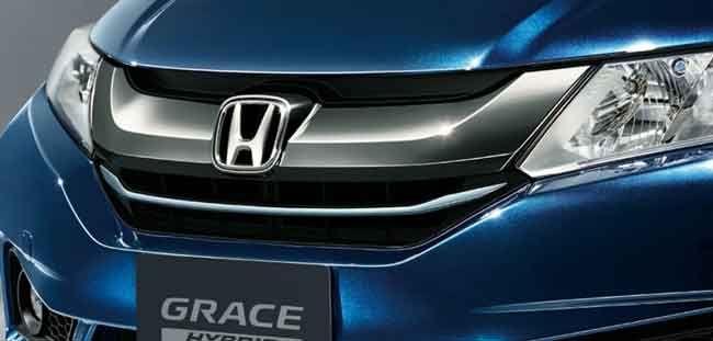 Honda Grace Lx Hybrid Style Edition And Honda Grace Ex Hybrid Style Edition Honda Upcoming Cars Honda Logo