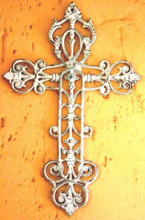 156 best Crosses images on Pinterest | Crosses, Decorative crosses ...