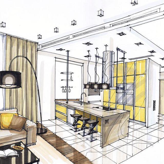 Interiordesigncollegesinmumbai Interior Design Renderings Interior Architecture Design Interior Design Sketches
