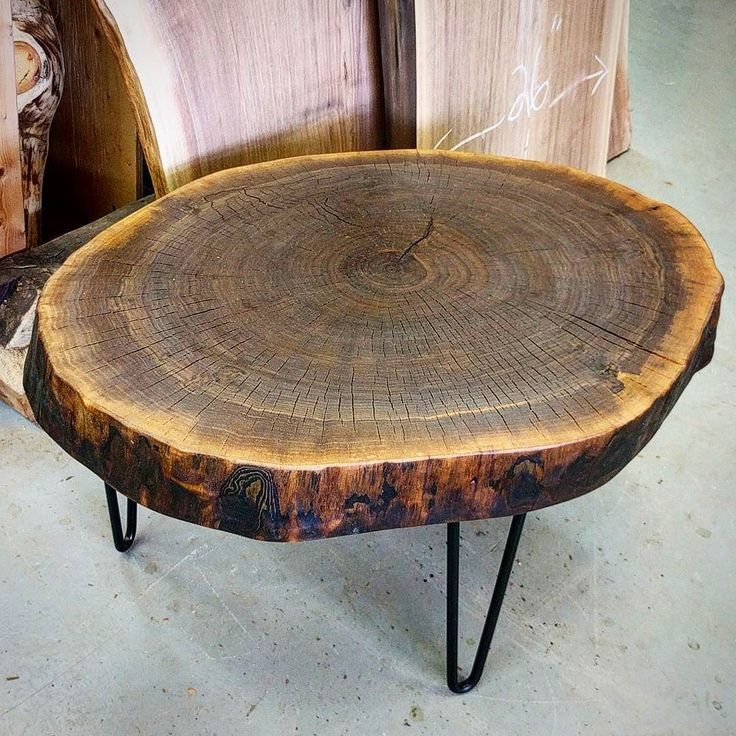 Rustic Wood Slice Coffee Table: 541 Best Images About For The Home On Pinterest