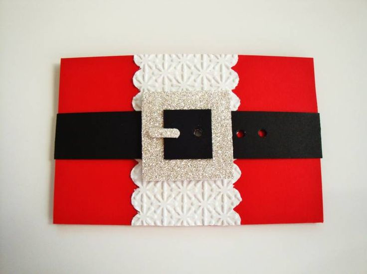 Beautiful Christmas Gift Card Holder By Stitchingandstamping   Cards And Paper Crafts  At Splitcoaststampers