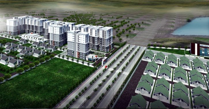 Saket Pranamam is a Active Retirement Community with 1, 2