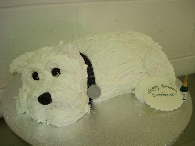 Scotty Dogs Cake  Birthday Glasgow Cakes