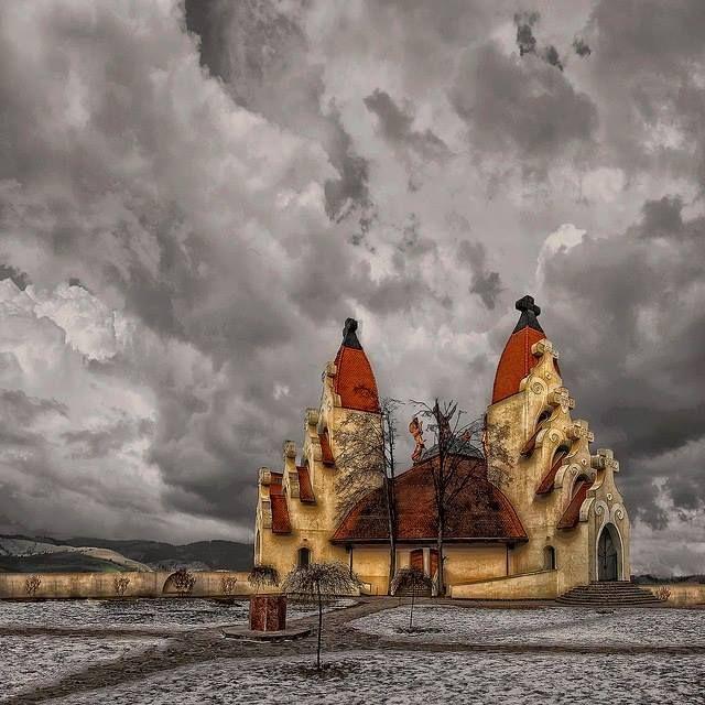 The Roman Catholic church, Miercurea Ciuc - Romania