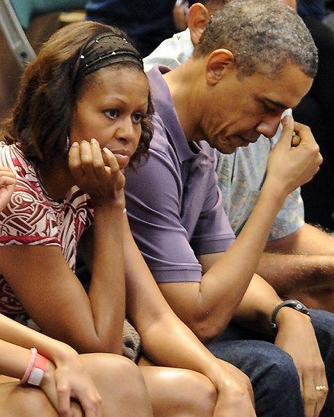 Obama Divorce Rumors Gaining Momentum - The Ulsterman Report