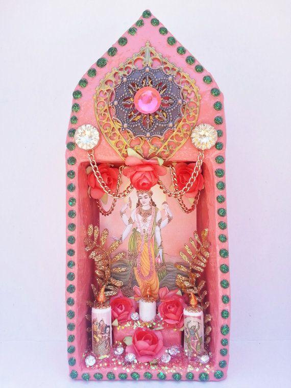 Hindu God Ram temple Shrine
