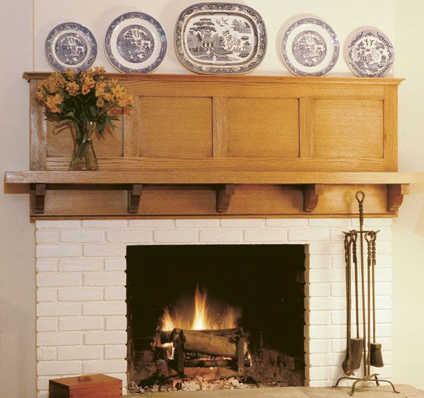15 best images about ideas for the house on pinterest mantels mantles and hearth - Fireplace mantel designs in simple and sophisticated style ...