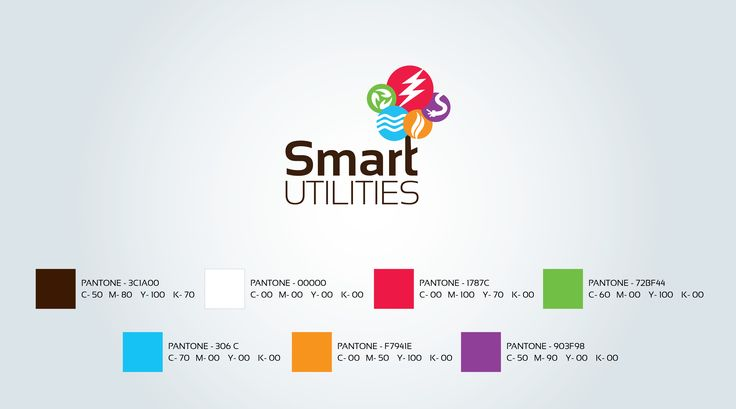 Zee Group - Smart Utilities logo designed by Young
