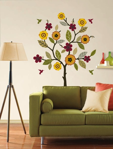 Wonderful Wall Decal From The Hgtv Home By Sherwin Williams Collection Part 23