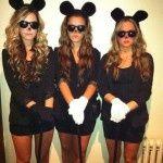 48 3 blind mice. Cute costume idea!