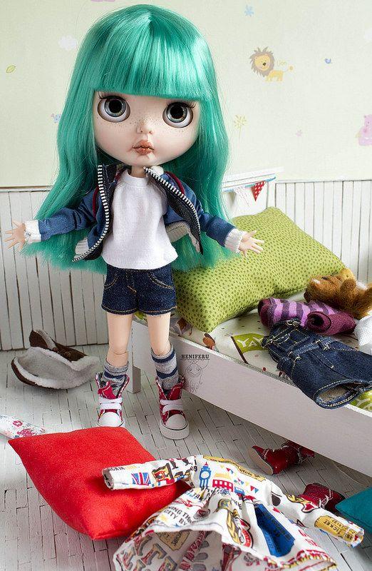 Recoge esa ropa Nicol !!