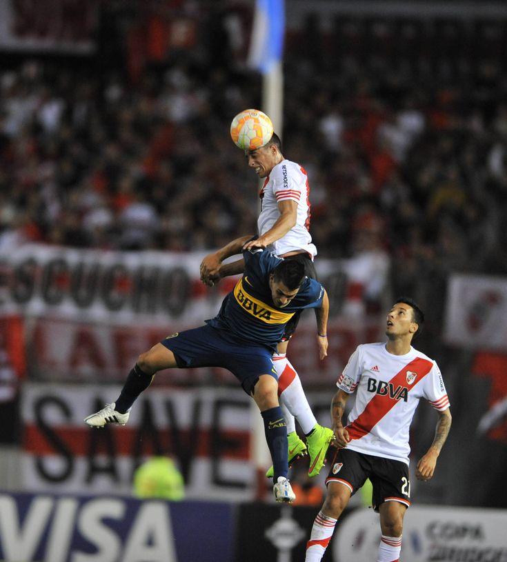 "El ""Saltito"" De Funes Mori #River #Defensor #NoFueCorner"