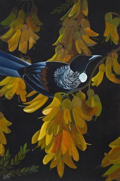 Tui Kowhai Tree - Enchanted Forest Series  Denise Hunter