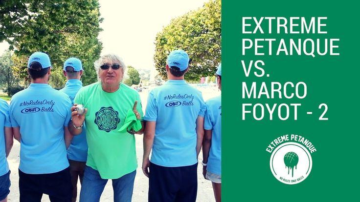 Mondial La Marseillaise à Petanque 2016: Extreme Petanque vs Marco Foyot - Part 2 JOIN US! http://ift.tt/1QBj9Qz http://ift.tt/17PcLFd https://twitter.com/xtreme_petanque http://ift.tt/1BgzEzi http://ift.tt/1BgzHee  #NoRulesOnlyBalls #extremepetanque #extremeboules #pétanqueextrème #streetpetanque #urbanpetanque #ultimatepetanque #extremebocce #petanque #petanca #jeuxdeboules #jeudeboules #boules #bocce #bocceball #ball #balls