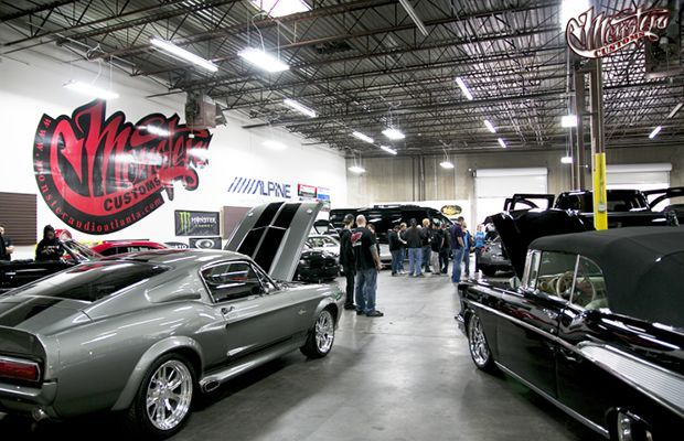 20. Monster Customs - The 20 Best Custom Car Shops in America | Complex