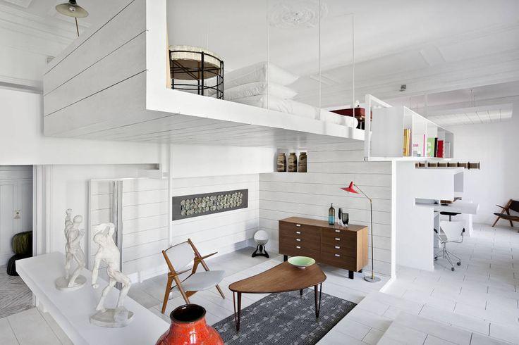 UNLIMITED SPACE CERAMIC HOUSE : Allestimenti fieristici in stile minimalista di Ruiz Velázquez