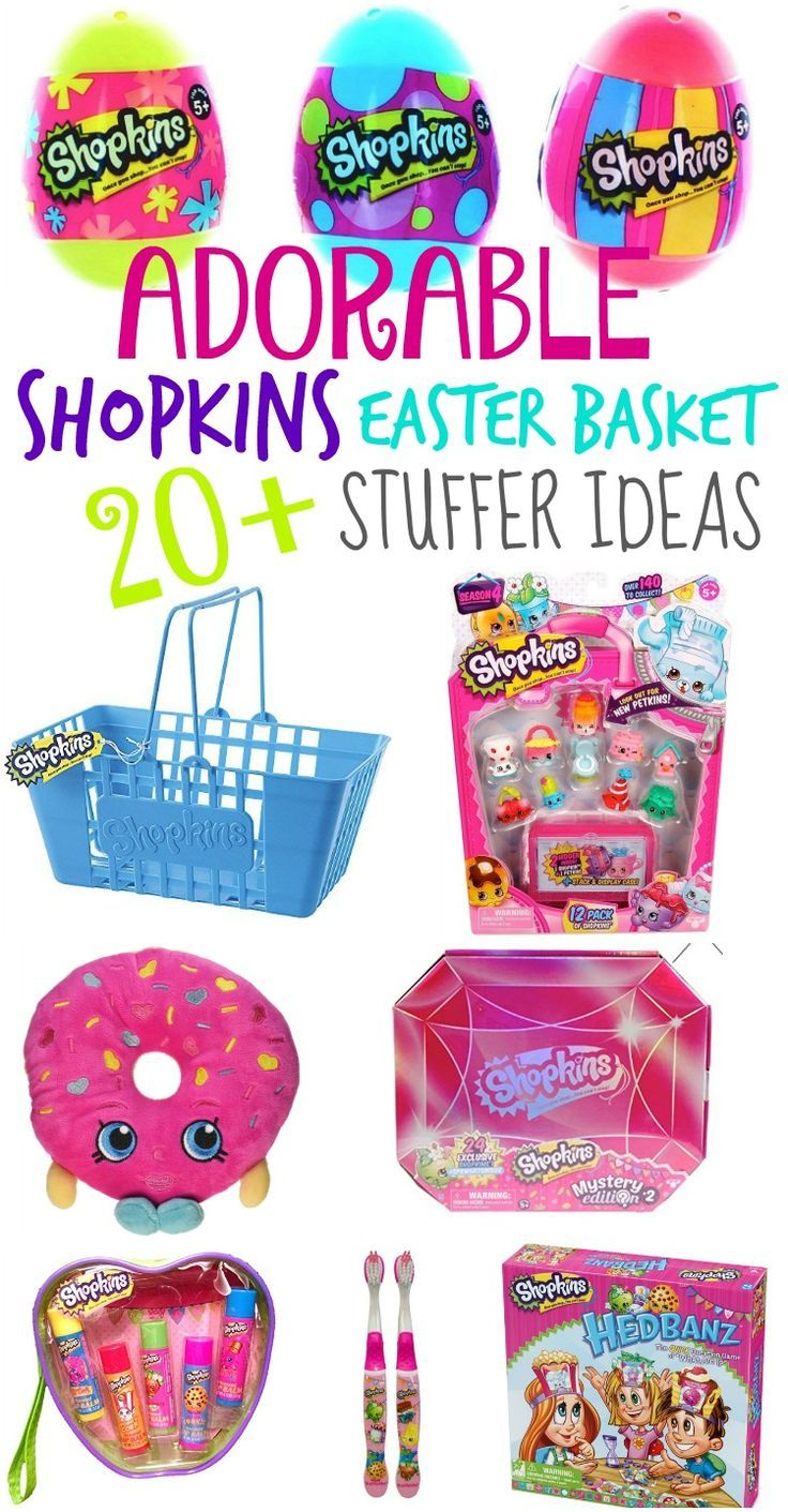 Easter crafts and activities for boys 709 20 non candy shopkins easter basket stuffer ideas negle Image collections