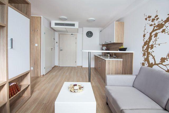 Naprawdę małe mieszkania - aranżacje, wskazówki. Jak się mieszka na 12 mkw.?