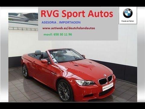 BMW M3 Cabrio 2011 // RVG Sport Autos