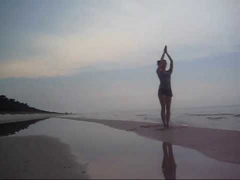 YOGA PRAYER – Baltic Flow | Air Yoga Pilates