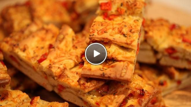 Kaasbrood - recept | 24Kitchen