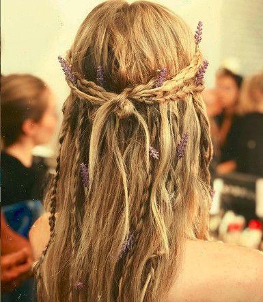 3 Ways to Create Boho Femme Rich Hippie Hair For Spring maneaddicts.com/...