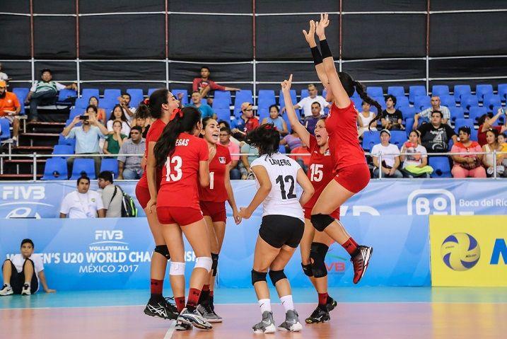 Estación Voleibol: PERÚ SE UBICÓ 14° LUGAR EN MUNDIAL DE VOLEIBOL FEMENINO U20